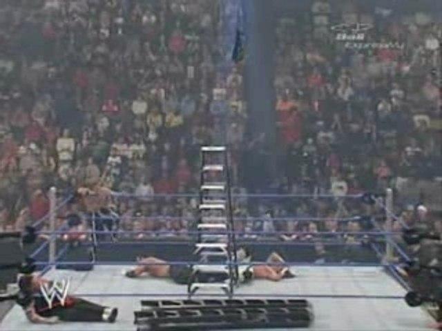 Armageddon 2006 - WWE Tag Team Titles