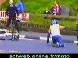 Humour - l'accident de moto le plus mdr