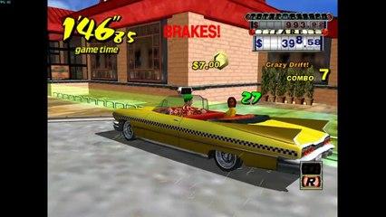 Crazy Taxi - Dolphin Emulator Wiki