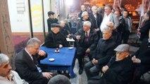 CHP Zonguldak Çaycuma Belediye Başkan Adayı İnşaat Yüksek Mühendisi Bülent Kantarcı Pehlivanlar Mh. Seçim Bürosu