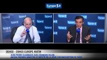 François Fillon, invité d'Europe 1