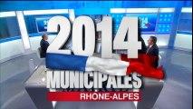 Municipales à Lyon et Saint-Etienne : Débats entre deux tours :