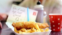 Enjoying fish and chips in Wales since 1961