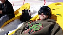 Snowpark Gastein: Freeski Parklaps - 21/03/2014