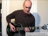 Cours de guitare - Riff Raff (AC/DC)