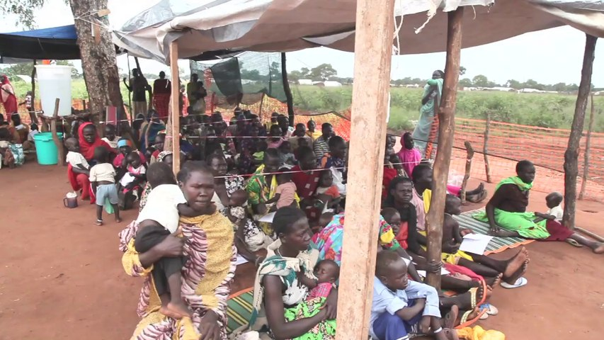 Food distribution and nutrition-specific programmes