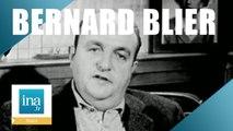 """Bernard Blier """"J'ai été le plus grand cocu du cinéma"""" - Archive INA"""