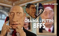 Puppet Nation US | News Update | Obama and Putin Approve of this Message, and Each Other