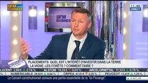 Les idées de placements et d'investissements dans les terres agricoles: Benoît Léchenault, dans Intégrale Placements – 28/03