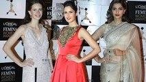 L'Oreal Paris Femina Women Awards 2014 | Sonam Kapoor, Katrina Kaif