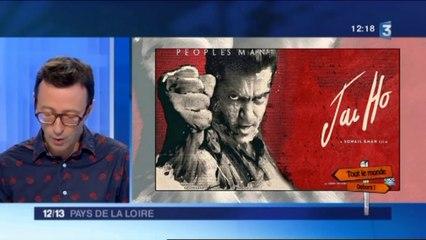 France 3 Pays de La Loire - 28 mars 2014 @Bollycine