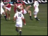 Plaquage de Rugby XV - Tournoi 6 nations
