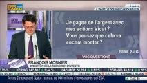 Les réponses de François Monnier aux auditeurs, dans Intégrale Placements – 28/03 2/2