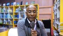 Rencontre avec Denis Ramathon, au Salon du livre de Paris avec le ministère des Outre-mer