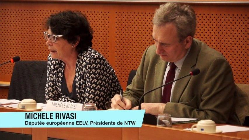 Introduction de Michèle Rivasi, présidente de NTW - Séminaire sur le vieillissement des centrales nucléaires