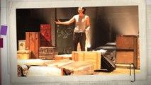 TV3 - 33 recomana - Un trozo invisible de este mundo. Teatre Zorrilla. Badalona
