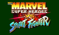 [VideoDetente]marvel vs street fighter
