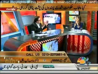 Live With Dr. Shahid Masood - 28th March 2014