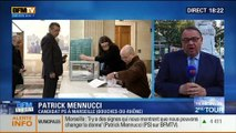 BFM Story: Second tour des élections municipales à Marseille: Patrick Mennucci y croit encore – 28/03