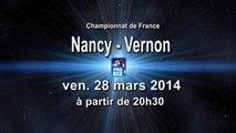 Grand Nancy ASPTT / SMV Vernon - handball ProD2
