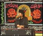 Majlis e Aza 3 muharam Allama Nasir Abbas Shaheed