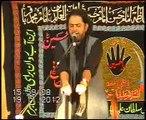 Majlis e Aza 2 muharam Allama Nasir Abbas Shaheed