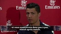 Cristiano Ronaldo donne ses favoris pour le Mondial