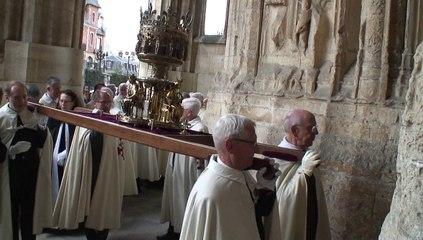 La Sainte Couronne d'Epines à Poissy