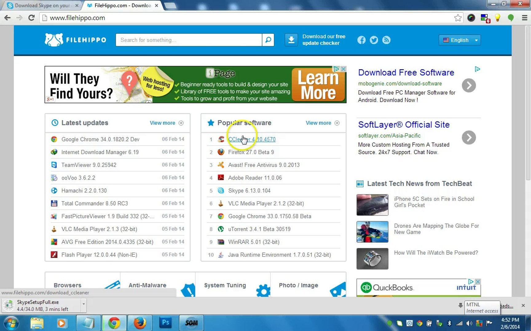 skype download windows xp filehippo