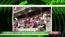 Beşiktaş-Trabzon 2013 maçı RT protesto