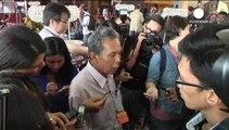 El ministro malasio de Transporte no pierde la esperanza de encontrar supervivientes