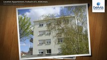 Location Appartement, Forbach (57), 450€/mois