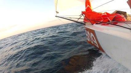 Banzai 509 - Mini 650 sailing | Slice of life