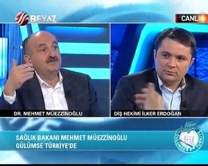 Gülümse Türkiye - Sağlık Bakanı Mehmet Müezzinoğlu - 23.03.2014