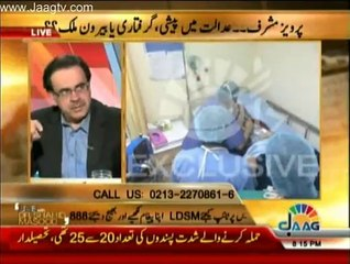Live With Dr. Shahid Masood - 29th March 2014
