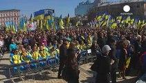 Ukraine: Timochenko reçoit le feu vert de son parti dans la course à la présidence