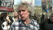 Des centaines de manifestants à Paris contre les expulsions locatives