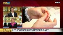 Les Journées Européennes des Métiers d'Art, dans Goûts de luxe Paris – 30/03 4/8