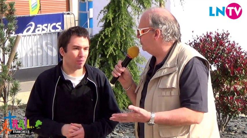 Interview des animateurs de LNradio, Mickaël - Trail des Tranchées 2014