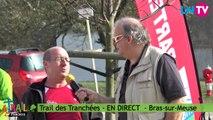 Patrick, un des organisateurs du Trail des Tranchées 2014