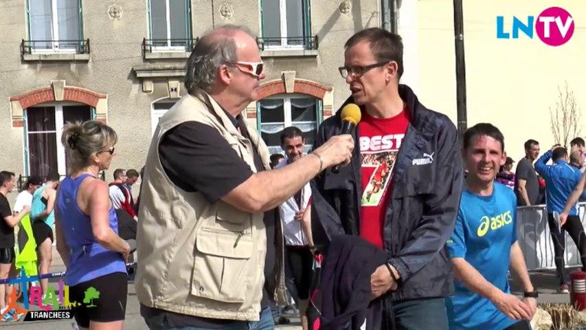 interview de Jerome Daumail  président de l'office de tourisme du pays Verdunois