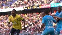 But Stoppila SUNZU (25ème) - FC Sochaux-Montbéliard - Olympique de Marseille - (1-1) - 29/03/14 - (FCSM-OM)