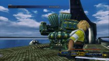 Final Fantasy X HD Remaster : Vaincre le boss Lanceur Al Bhed