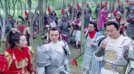 隋唐英雄4 第16集 Heros in Sui Tang Dynasties 4 Ep16