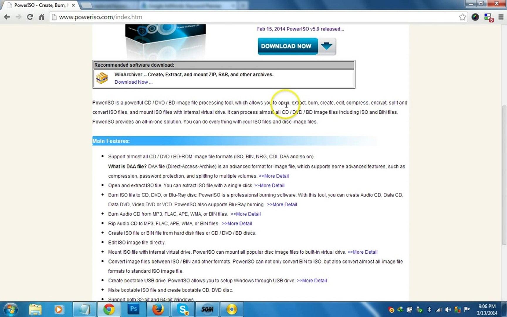 PowerISO:ISO Image Burning Software|CD Burning Software|Best Free DVD  Burning Software