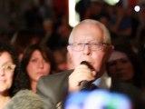 Municipales à Roubaix   le discours de Pierre Dubois, battu par Guillaume Delbar (UMP)