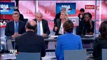 """Marine Le Pen : """"Le rassemblement Bleu Marine va au-delà du Front National"""""""