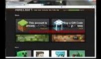 How To Get Free Minecraft Premium Account Generator 2014 Video Proof