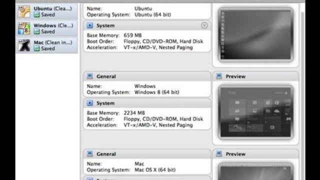 How to install Ubuntu,Windows And Mac in virtualbox Part 2