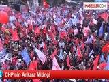 CHP'nin Ankara Mitingi